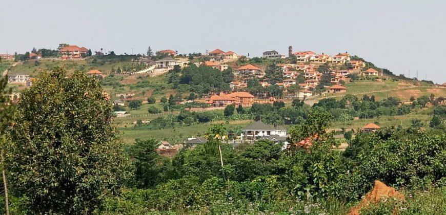 Kitende Hill-view estate